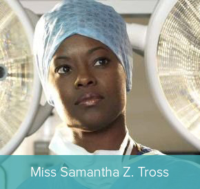 Miss Tross specialises in joint replacement surgery in London